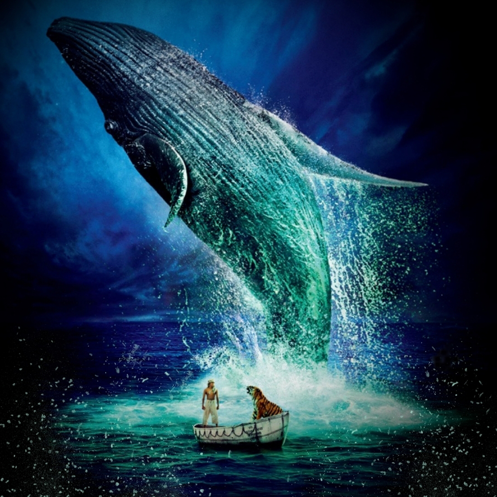 iPad Wallpapers: Free Download Life of Pi iPad Wallpapers Part II 1024x1024