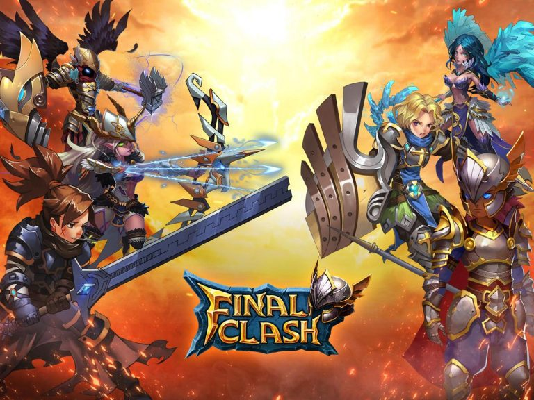 BAIXAR AQUI - Final Clash: 3D FANTASY MMORPG v1.17.9 APK MOD