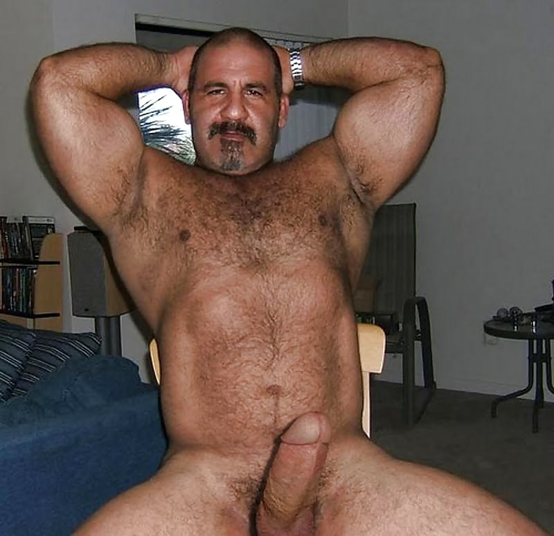 muscle daddy tumblr