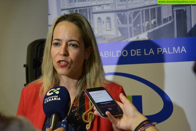 El Cabildo aprueba el convenio para subvencionar parte del alojamiento de los estudiantes palmeros en colegios mayores y residencias de la ULL