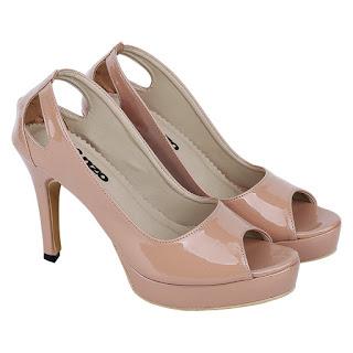 Sepatu High Heels Wanita Catenzo CP 049