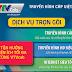 Truyền hình cáp Nha Trang VTVcab Lắp Internet cáp Quang
