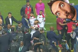 المغرب يهدد بالانسحاب من كأس امم افريقيا بعد فضيحة ال VAR