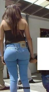 Mujeres buenas nalgas pantalones apretados