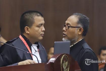 Saat Bambang Widjojanto Berdebat dengan Luhut di Sidang MK, Penonton Bersorak dan Tepuk Tangan