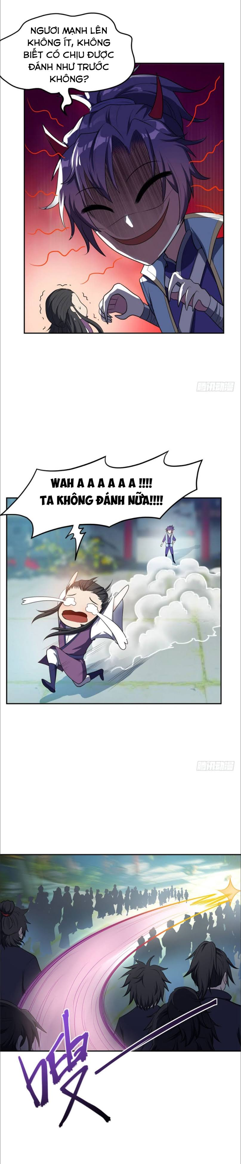 Yêu Giả Vi Vương Chapter 12 video - truyenmh.com