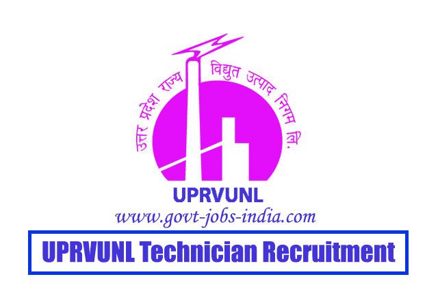 UPRVUNL Technician Recruitment 2020 – 353 Technician, Staff Nurse & Various Vacancy – Last Date 06 May  2020