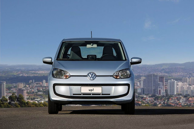 Volkswagen Up! 2017 - descontos