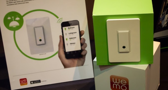 wemo light switch belkin android