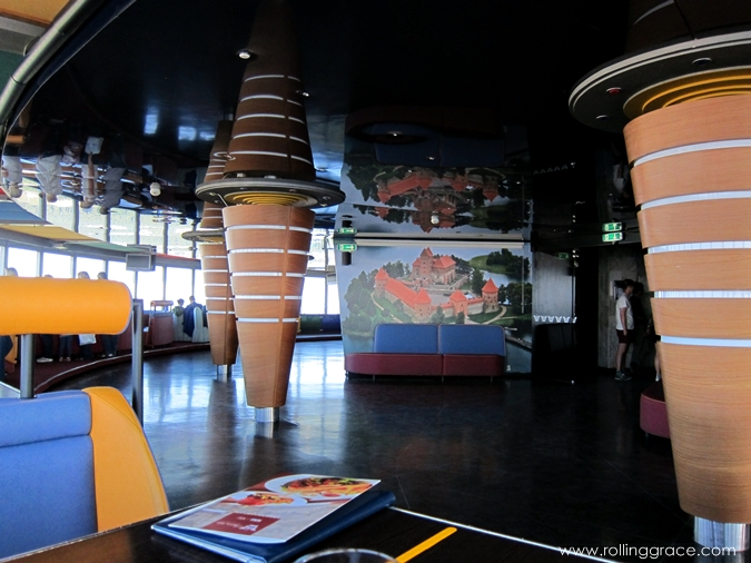 Restoranas Paukščių Takas