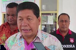 Tony Tesar Bantu Pembangunan Gedung GKI Lahairoi Mansinam Senilai Rp200 Juta