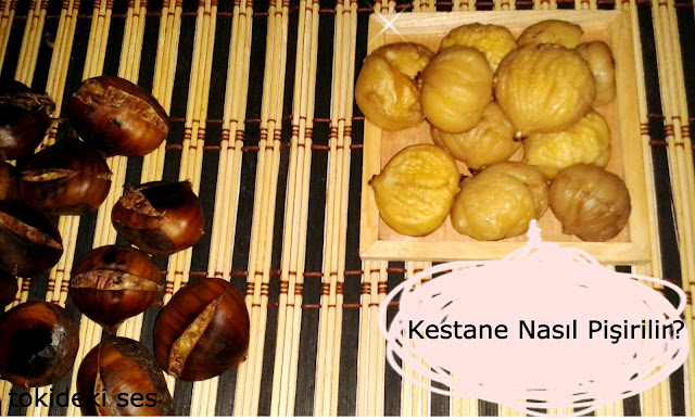 Tavada Kestane Pişirmenin Püf Noktaları