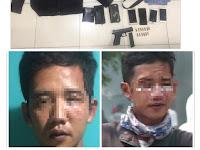 Polres Metro Jakarta Barat Berhasil Tangkap Pelaku Pencurian Senjata Api Milik Brimob