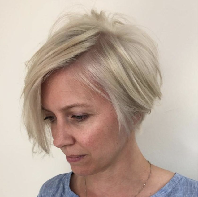 Short Hairstyles 2019 for Women Over 50 ...
