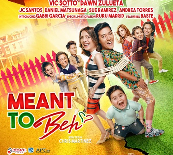 watch filipino bold movies pinoy tagalog poster full trailer teaser HD CAM: Meant To Beh - MMFF 2017