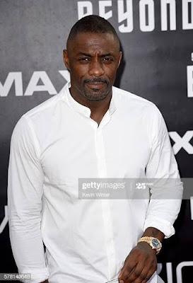 Idris Elba, COVID-19