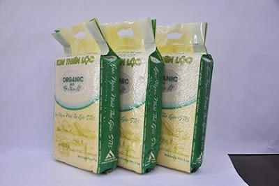 Gạo ST25 Rạch Giá