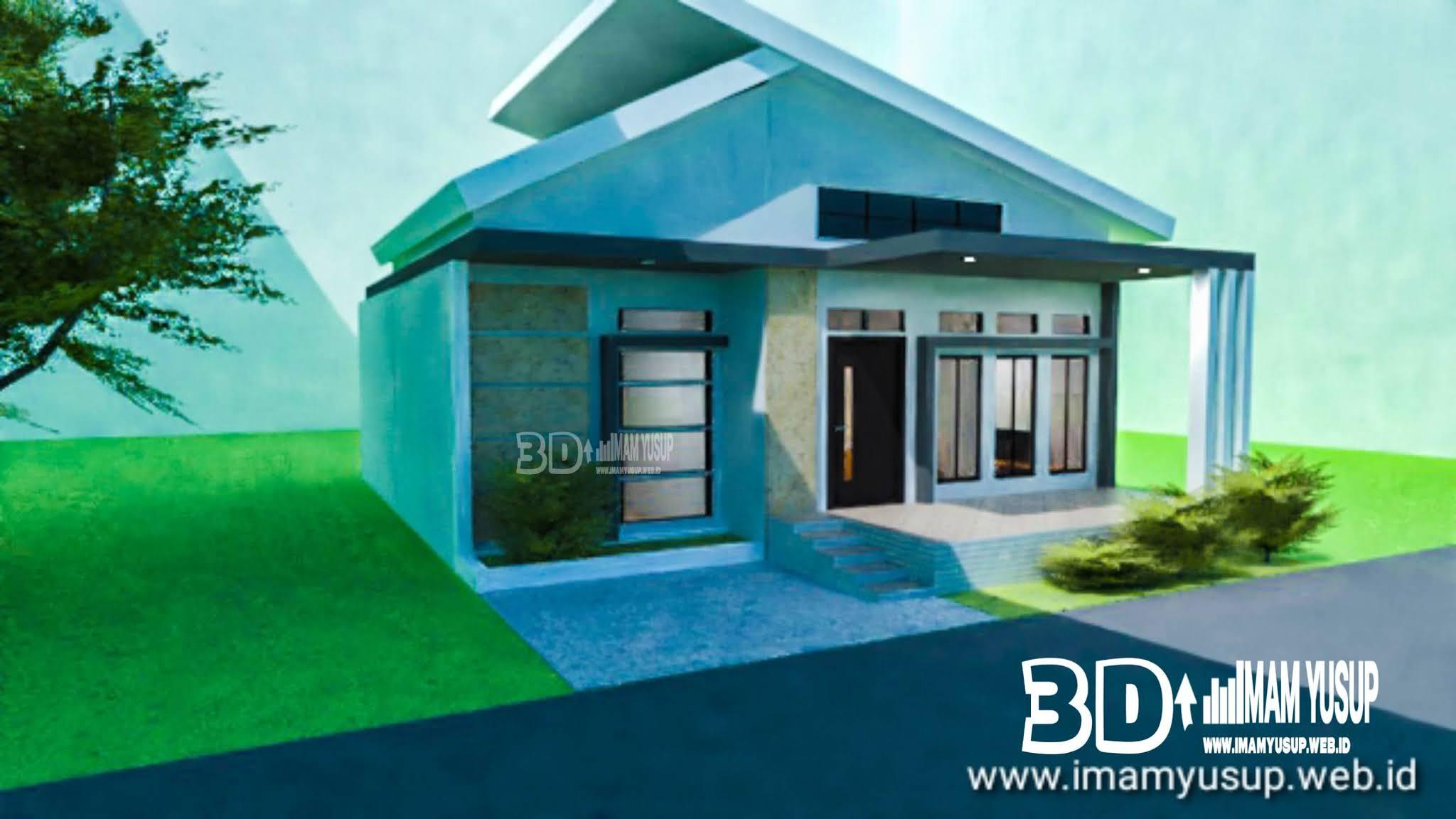 Desain Rumah Ukuran 8x12 Home Design Imam Yusup