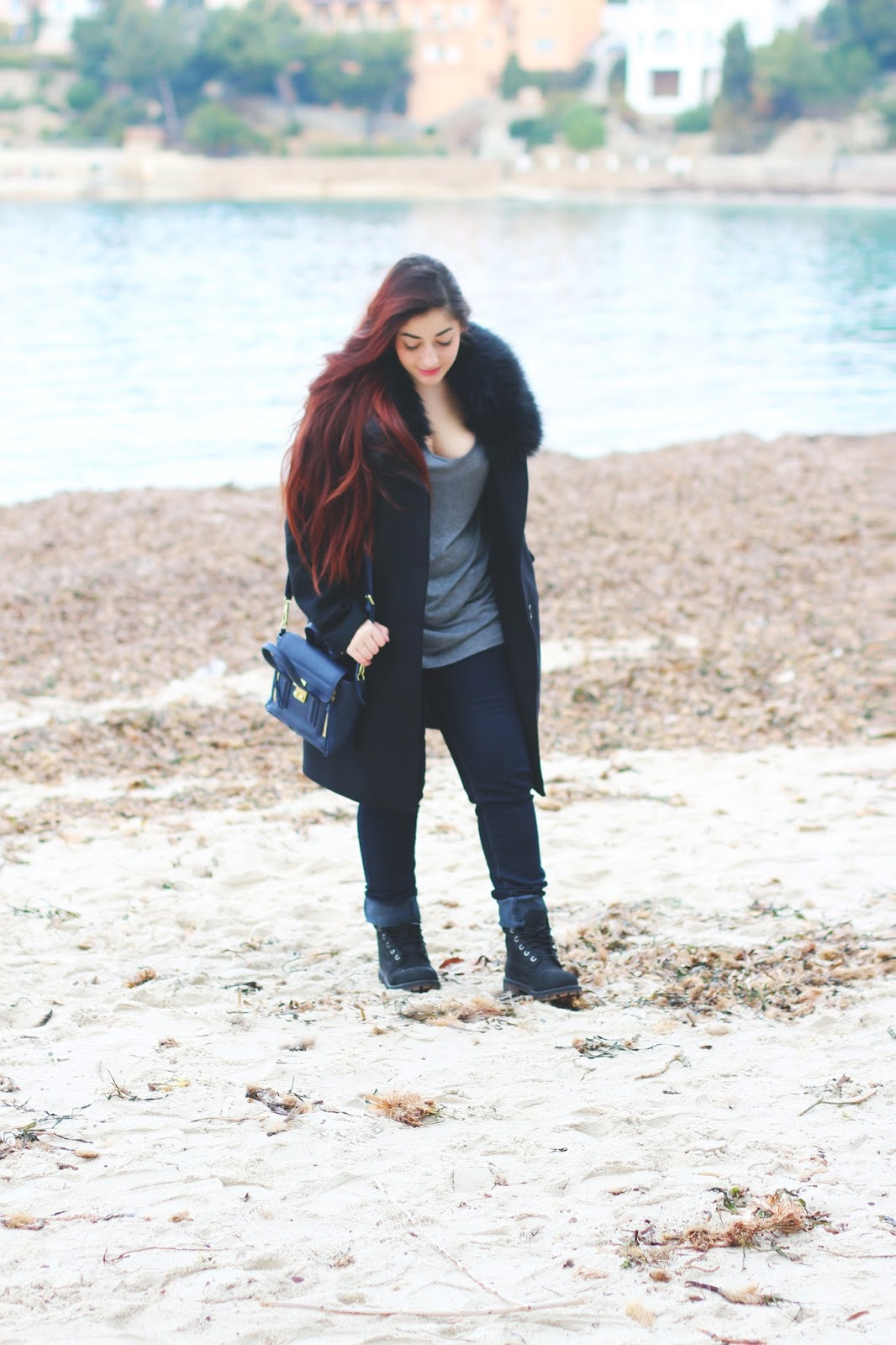 look hiver outfit