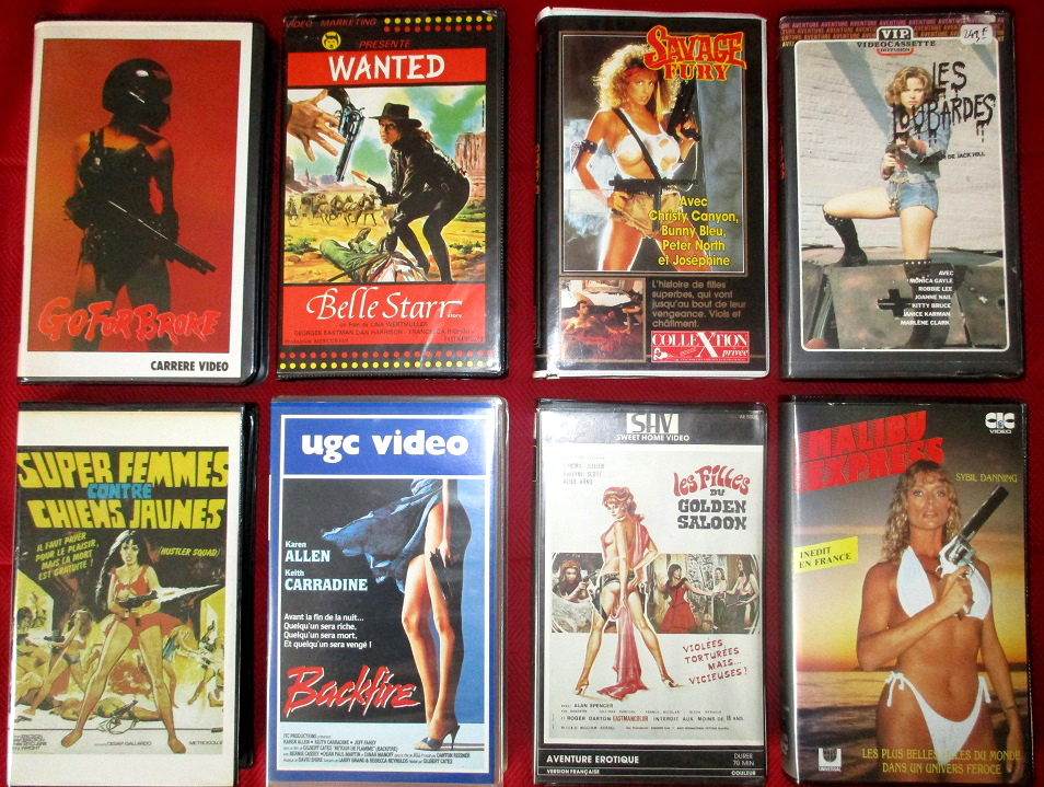 Power Girls & Female Warriors Collection from Gutsy's Vault IMG_1307