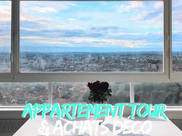 Appartement Tour & Achats Déco