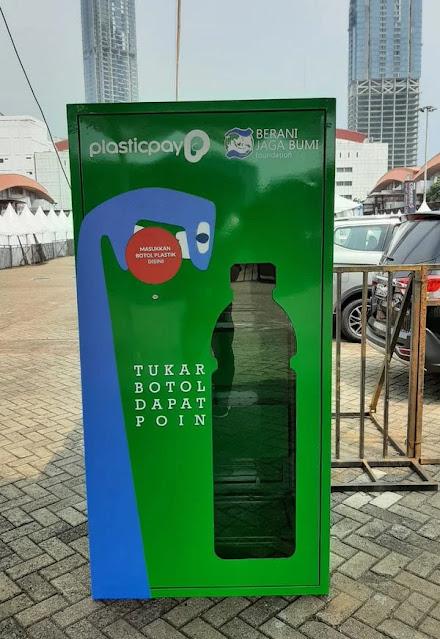mengubah sampah plastik menjadi