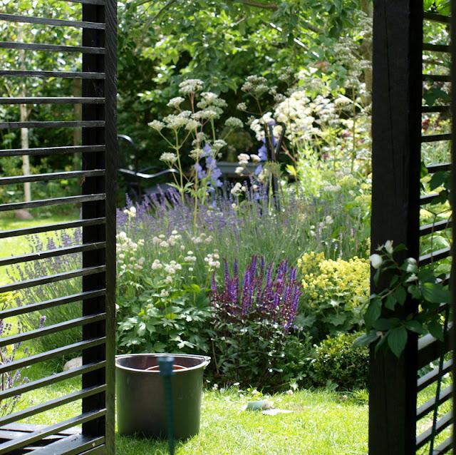 Haveplaner og plantebegejstring holdt åben have
