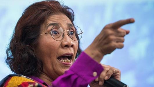 Jadi Menteri, Susi Pudjiastuti Sebut Kembalikan Duit Negara 9,4 T