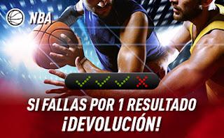 sportium NBA: Combinadas con seguro hasta 29-12-2019
