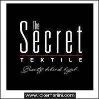 Lowongan Kerja The Secret Textile Sebagai Design Graphic di Bandung