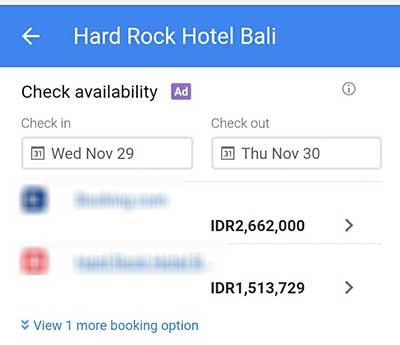 Cara Mendapatkan Tiket Hotel & Pesawat Harga Lebih Murah