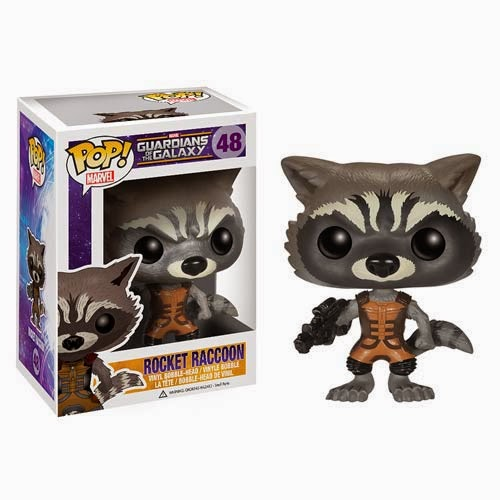 Rocket Racoon Pop! Vinyl Figure