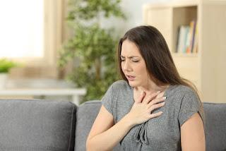 علاج الكحه الناشفه وضيق التنفس