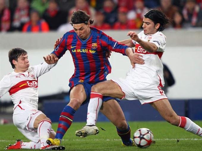 Watch Stuttgart VS Barcelona Matche Live