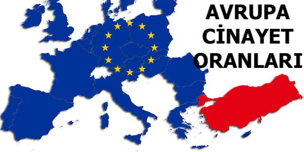 Avrupa Ülkelerinde Cinayet