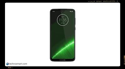 motorola moto g7 android update