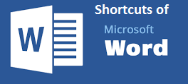 shortcuts fo ms word