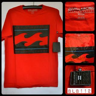 Kaos Distro Surfing Skate BILLABONG Premium Kode BLB112