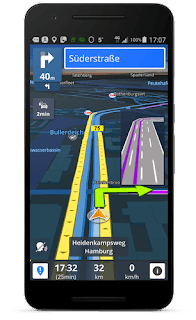Sygic GPS Navigation & Maps v18.0.2 Patched APK is Here !
