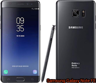 Samsung Galaxy Note FE Review With Specs And Price