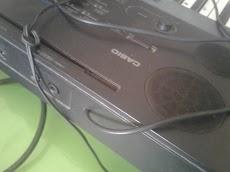 Mengatasi Colokan Power Charger Yang Rusak Pada Keyboard Casio