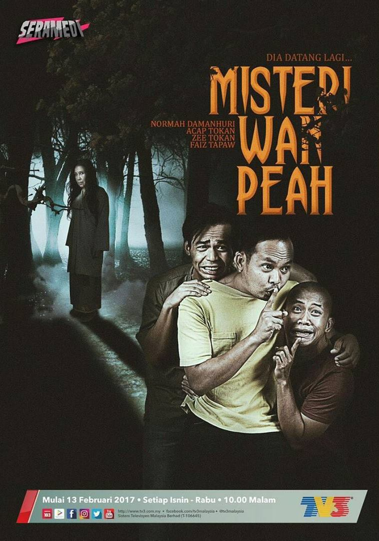 Misteri Wan Peah [2017]