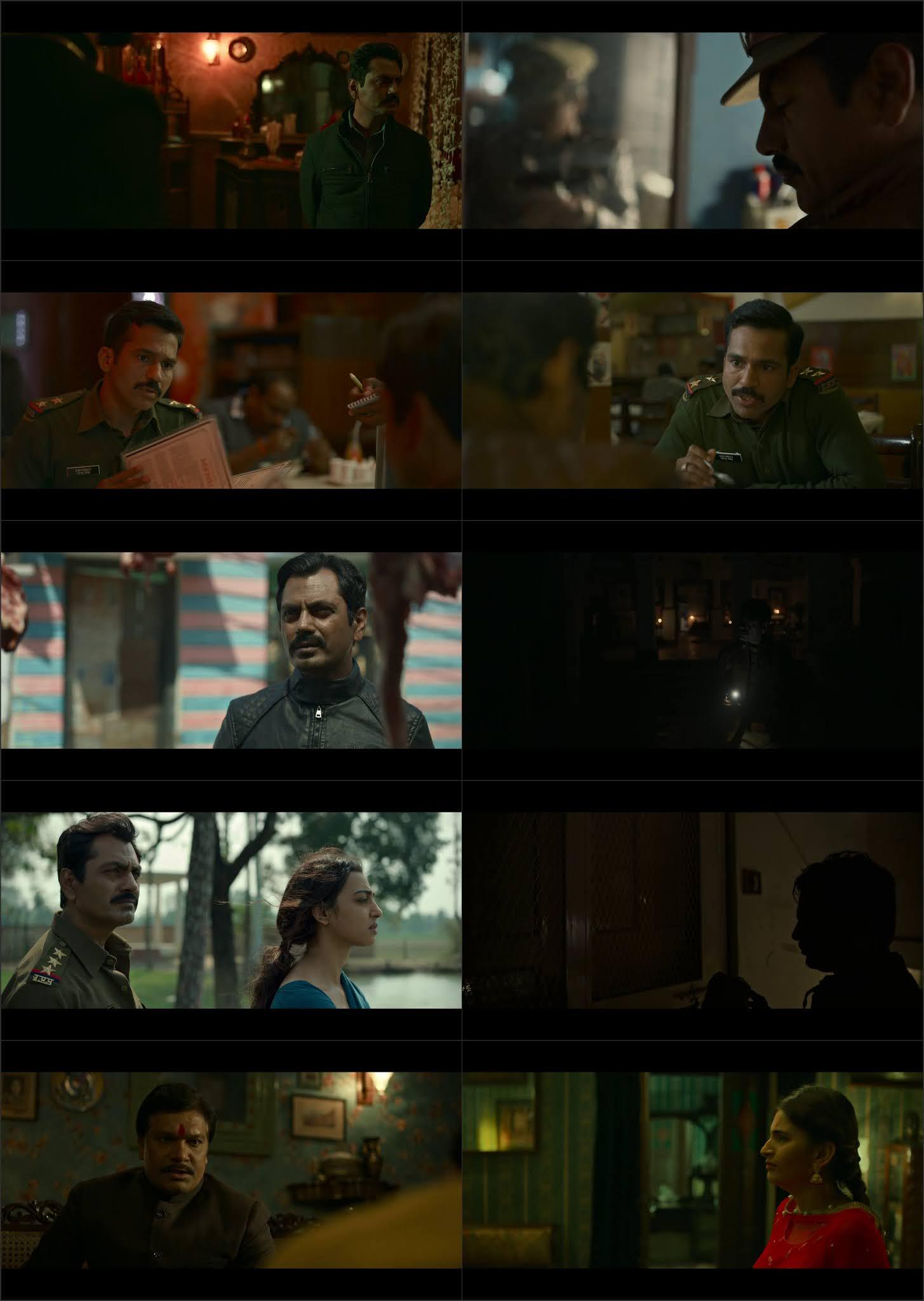 Raat Akeli Hai 2020 WEB-DL 400MB Hindi Movie Download 480p
