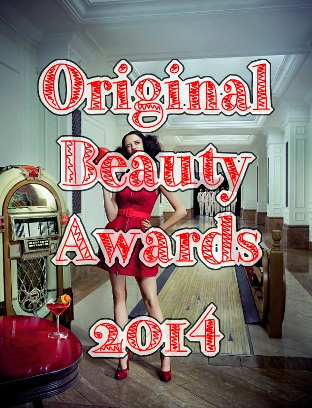 Original Beauty Awards 2014 - Catégorie Corps