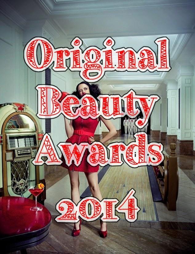 Original Beauty Awards 2014 - Catégorie Corps