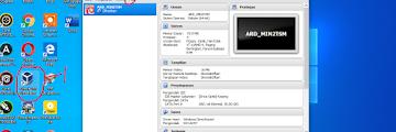 Keempat, Penggunaan Proktor ARD/Sikurma dengan Menggunakan Browser yang ada di Komputer