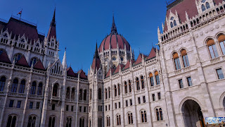 Hongrie Budapest Parlement