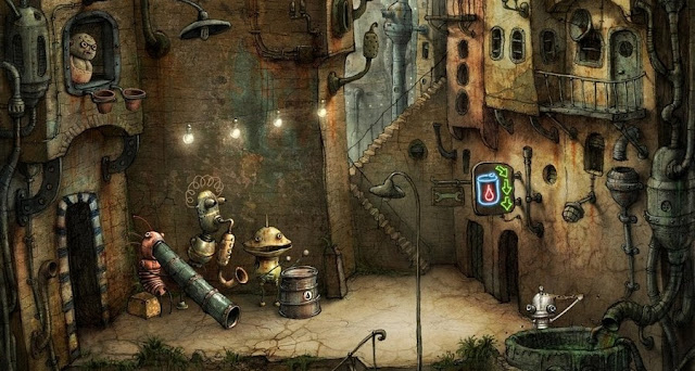 Machinarium paid apk download