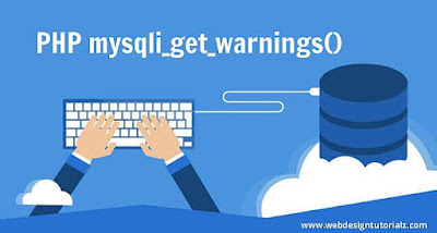 PHP mysqli_get_warnings() Function
