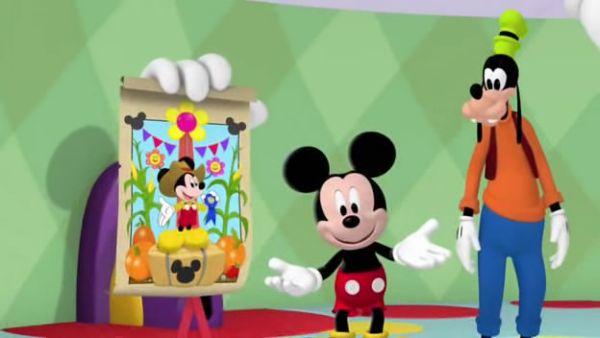 Mickey's Farm Fun Fair